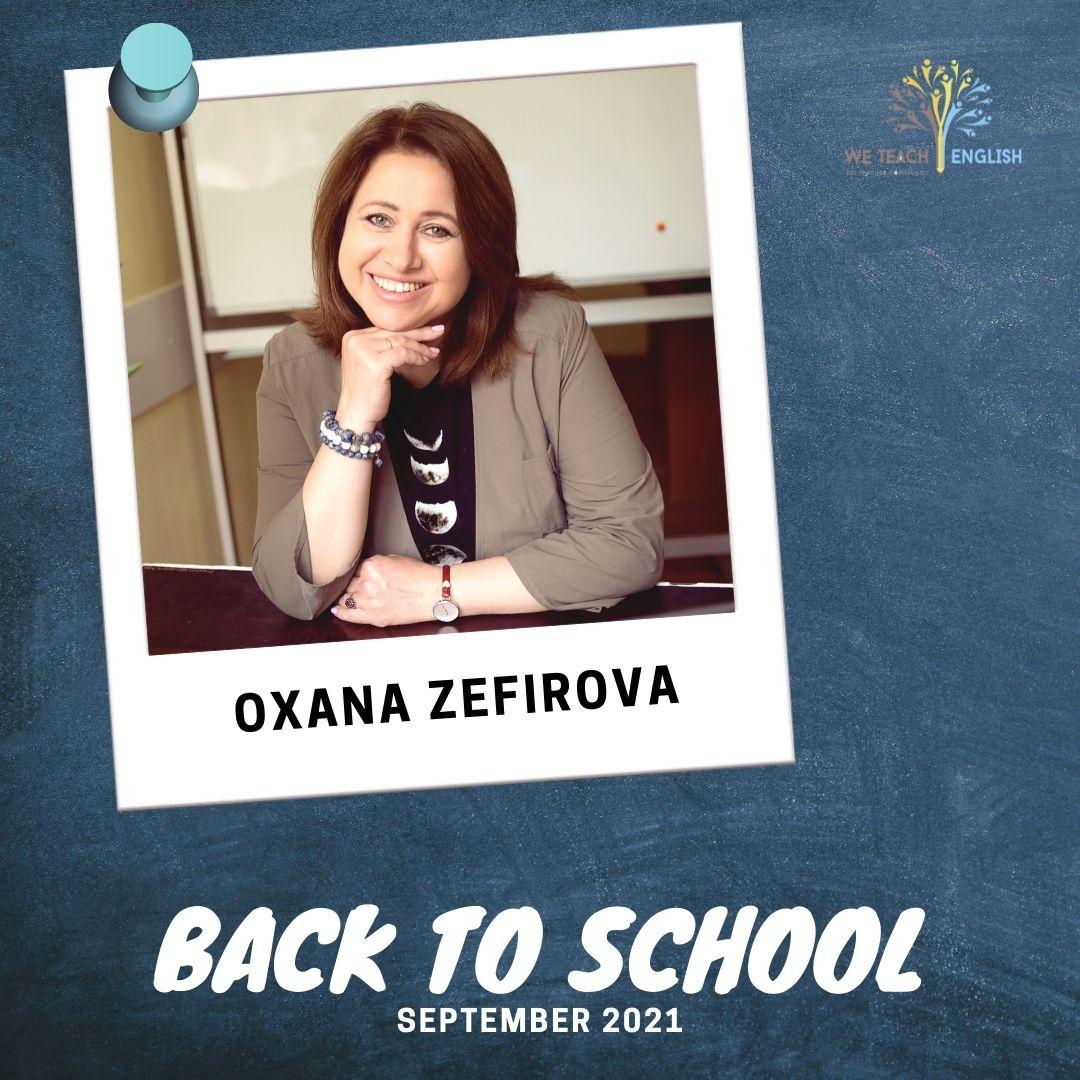 Oxana Zefirova