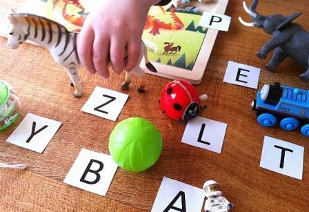 Alphabet number games 1