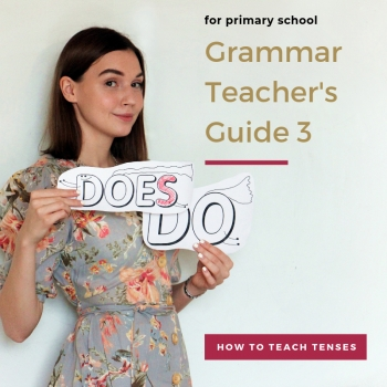 Primary Grammar Guide for Teachers (part 3)