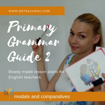 Primary Grammar Guide for Teachers (part 2)